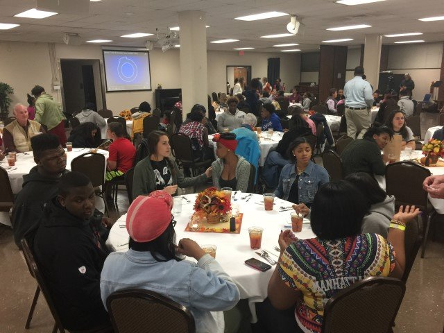 Annual Thanksgiving Banquet 2016